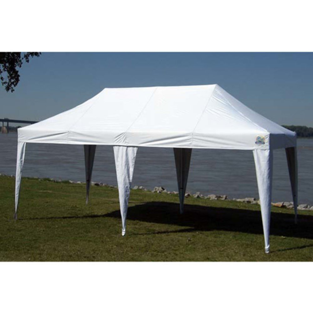Undercover Canopy Professional Popup Shade, 10 x 20
