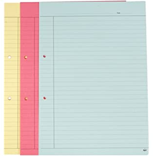 fcd897b840d Shipra One Side Ruled Colour Paper - A4 Size (Pack of 2)