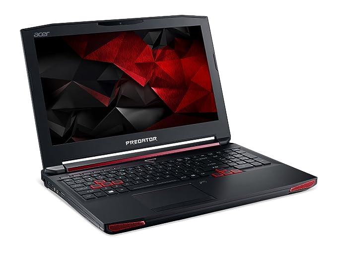 "Amazon.com: Acer Predator 15 Gaming Laptop, 15.6"" Full HD, Core i7, NVIDIA GTX970M, 16GB DDR4, 128GB SSD, 1TB HDD, G9-591-70VM: Computers & Accessories"