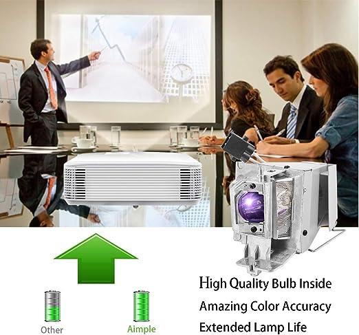 Aimple MC.JMV11.001 lámpara para Proyector Acer H5382BD H5380BD ...