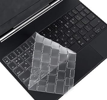 CaseBuy - Funda para teclado ultrafina para Apple iPad Pro 12,9 pulgadas 2020 con teclado mágico (4ª generación) modelo MXQU2LL/A, 2020 iPad Pro 12.9 ...