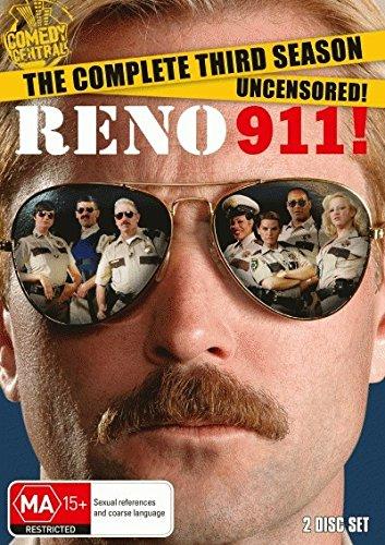 Reno 911 Season 3 DVD