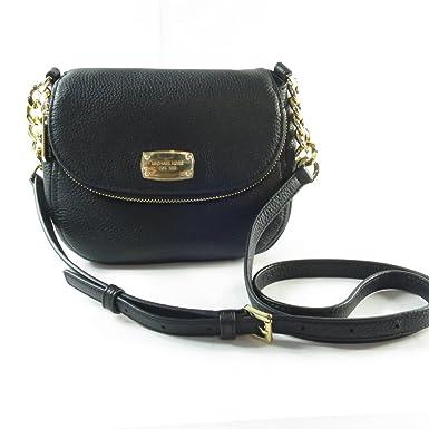 09d9023e0cb6a ... store michael kors tasche bedford leder damen schultertasche schwarz  maße 20 x 17 x a5d21 b11a3