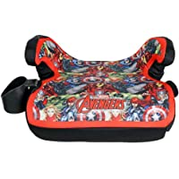 KidsEmbrace Backless Booster Car Seat, Marvel Avengers