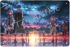 Sword Art Online - Japan Anime Poster Movie Poster Manga Poster Cartoon Poster (12