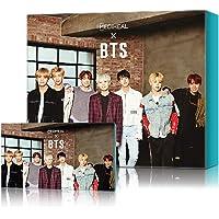 MEDIHEAL x BTS Special Set (Mask Sheets 10ea + BTS Photocard 14ea) (#4 SOOTHING CARE)