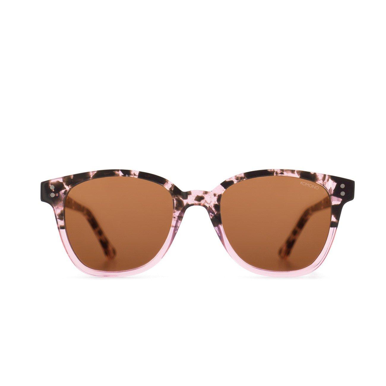 KOMONO Gafas de Sol para Hombre Clement - Rose Dust, Unisex ...