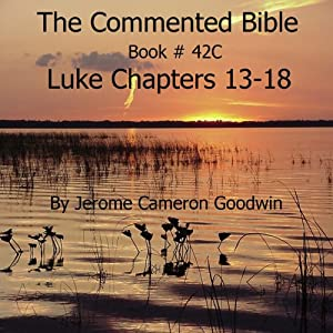 The Commented Bible: Book 42C - Luke Audiobook