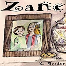 Children's Book: Zane Audiobook by K. Meador Narrated by P. Saltzgaber