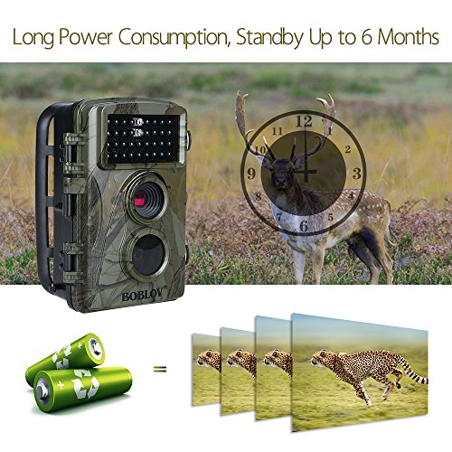 Hunting Wildlife Camera 1080p 12mp HD IR LEDS Infrared Night Vision 20m 65ft IP66 Waterproof PIR Motion Detect Game Trail Cam 06s Trigger Time Game Trail Cameras