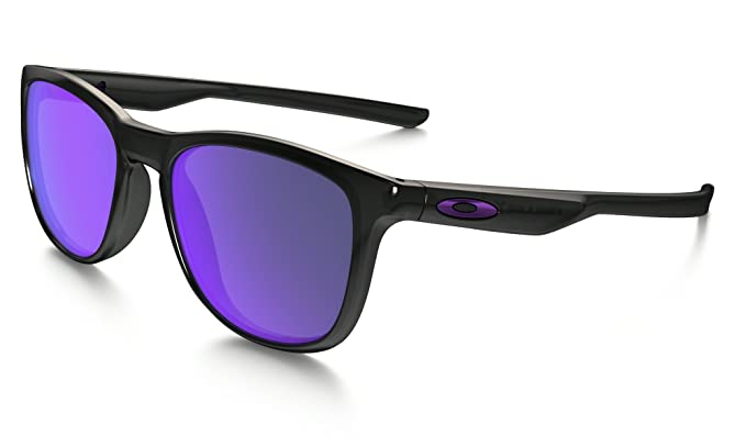2c92246266 Image Unavailable. Image not available for. Colour  Oakley Trillbe X  Sunglasses Cleaning Kit Bundle Polished Black Ink   Violet Iridium Polarized