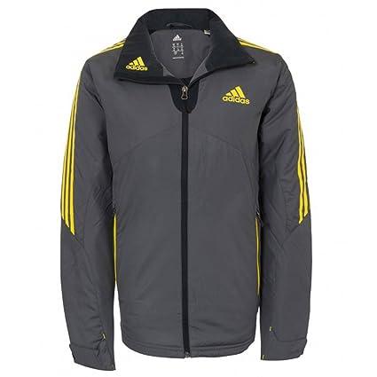 adidas Uni Damen SkiWanderOutdoor Sport Jacke, Grau