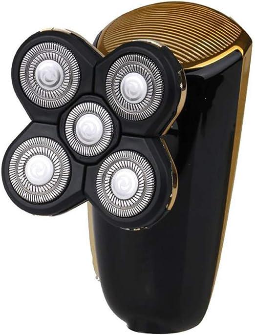 Maquinilla de afeitar eléctrica Maquinilla de afeitar rotativa Kit ...