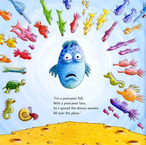 15 Best The Pout-Pout Fish images | Pout pout fish, Books ...