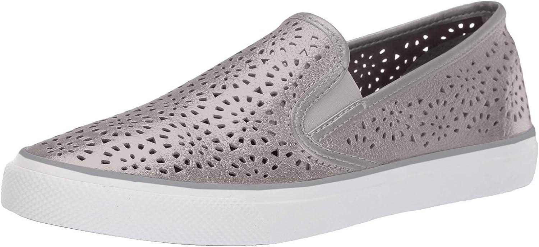 Seaside Perf Emboss Sneaker