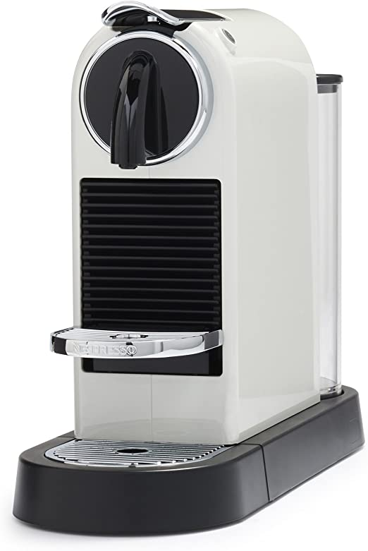 Nespresso D112-US-WH-NE Citiz - Máquina de expreso, color blanco: Amazon.es: Hogar