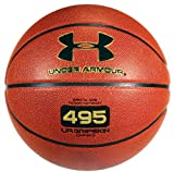 Under Armour 495 Indoor/Outdoor Basketball, Intermediate/Size 6