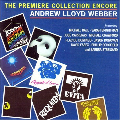 Various - Andrew Lloyd Webber: The Premiere Collection - Zortam Music