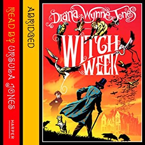 Witch Week Audiobook