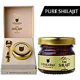 Upakarma Ayurveda Pure Shilajit 15Gram for Stamina and Vigour