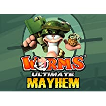 Worms Ultimate Mayhem [Online Game Code]