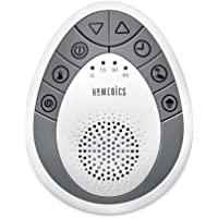 HoMedics SS-1200 Portable Mini Sound Spa Sleep Solutions