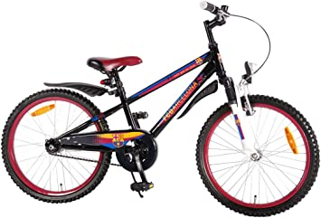 50.8 cm ruedas FC Barcelona Junior cross infantil de colour negro ...