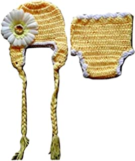 9a4139dab0f58b Babymoon Unisex Baby Infants Sunflower Costume (Yellow