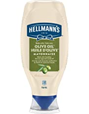 Hellmanns Olive Oil Mayonnaise 750mL