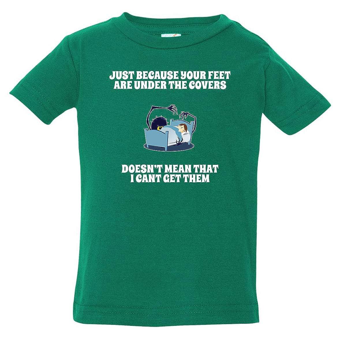 Tenacitee Babys Covers Wont Save You Shirt