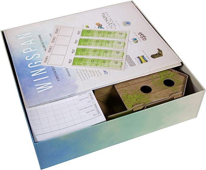 The Broken Token Organizador de alas, diseño con Texto Wingspan: Amazon.es: Juguetes y juegos