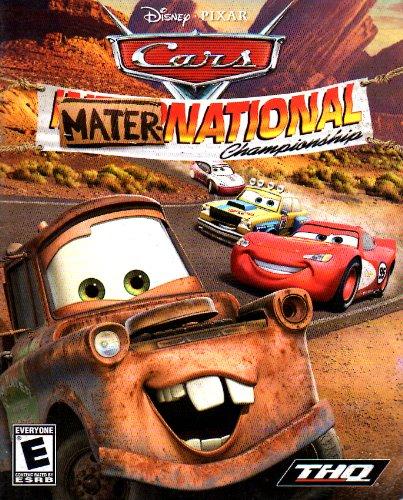 Cars Mater-National Championship