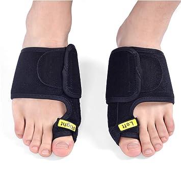 LXYQH Corrector de juanetes Férula para Dedo Gordo Enderezadoras para el Dedo del pie Noche para
