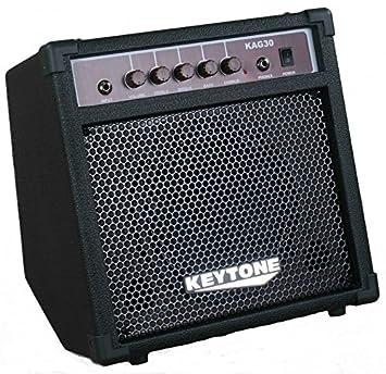 KEYTONE Amplificador Para Guitarra Acústica con efecto chorus