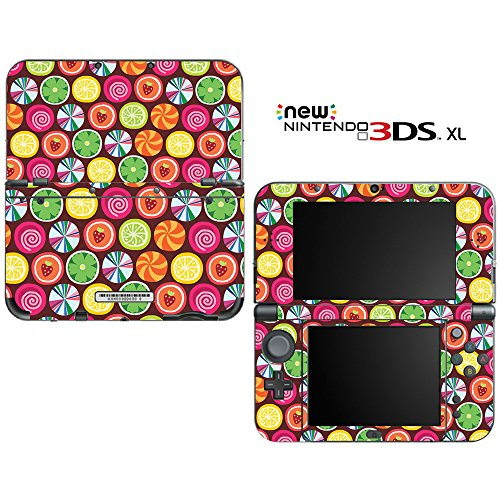 2017 Strawberry - Candy Clover Strawberry Fruit Pattern Decorative Video Game Decal Skin Sticker Cover for the