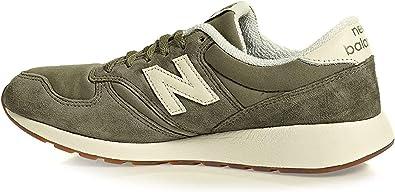 marcador Cerdito conveniencia  New Balance 420 Mujer Zapatillas Verde: Amazon.es: Zapatos y complementos