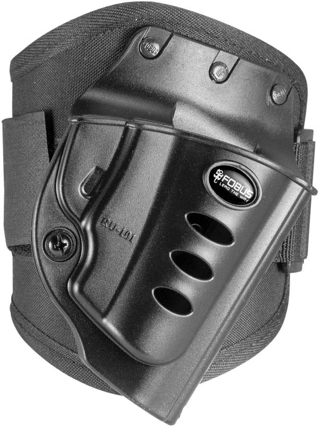 Right Hand Draw Fobus Evolution Paddle Holster RU101 Ruger SP101,LCR//Charter