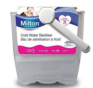 Milton Cold Water Steriliser Review