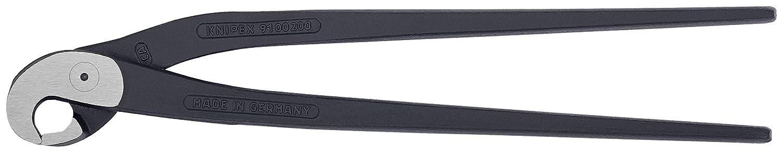 tenaza pico de loro KNIPEX 91 00 200 Tenaza para perforar azulejos negro atramentado 200 mm