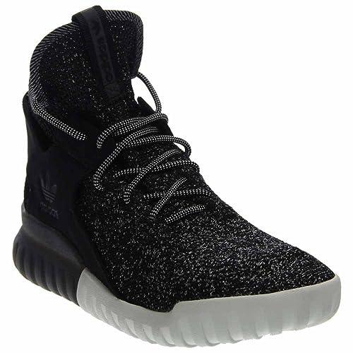 adidas tubular x black