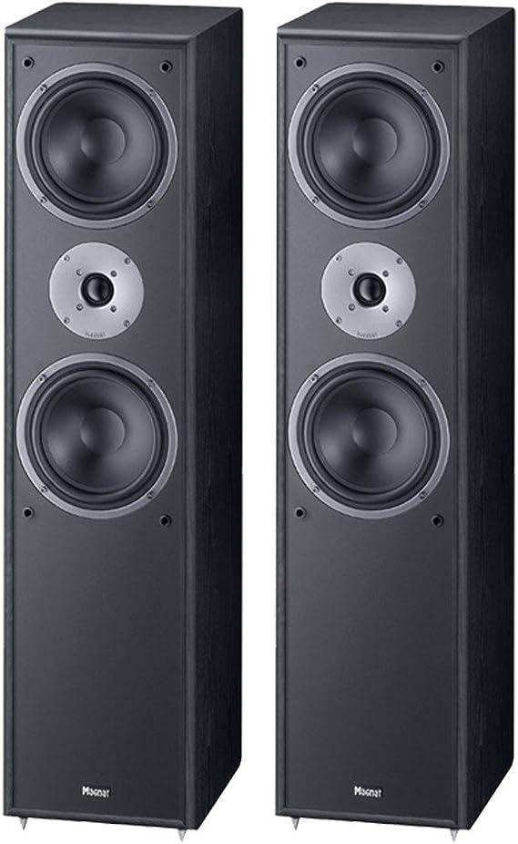 Magnat Monitor Supreme 802 Schwarz Audio Hifi