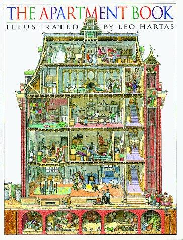 Apartment Book by DK CHILDREN