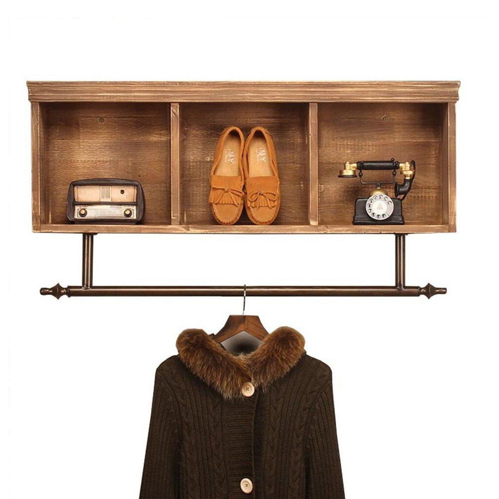 Amazon.com: Dika UK Coat Racks Free Standing Wooden Retro ...