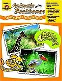 Animals with Backbones, Grades 1-3, Evan-Moor, 1557996830