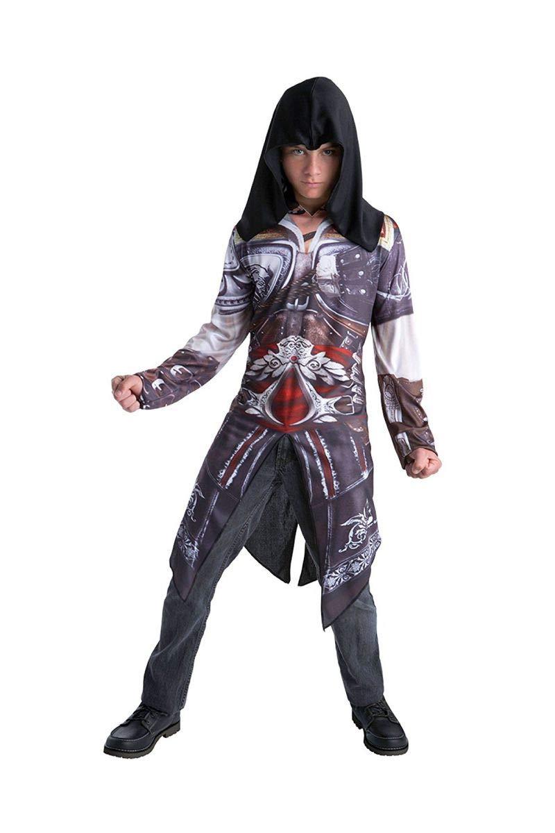 Disfraz Ezio Assassins creed Sublimation Adolescente 12-14 años ...