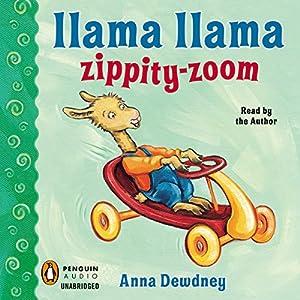 Llama Llama Zippity-Zoom! Audiobook