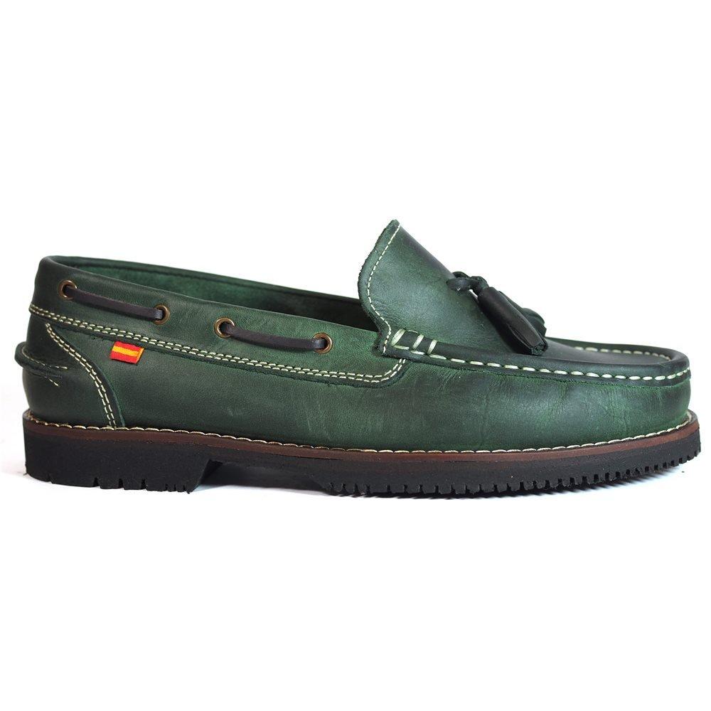 Zapatos Apache LA Valenciana Montijo Verde 44 EU|Verde