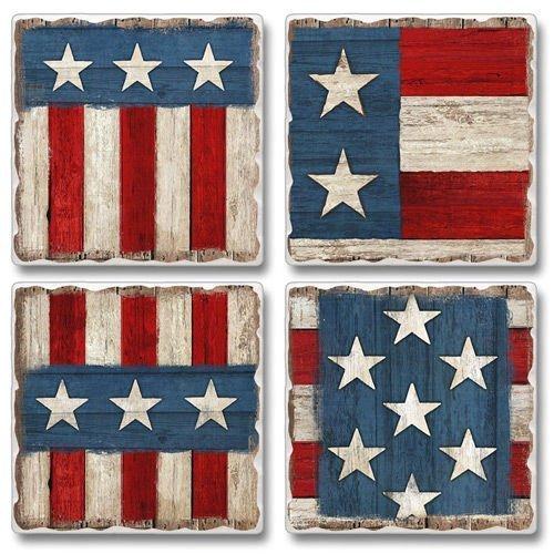 Flag Coaster - 1