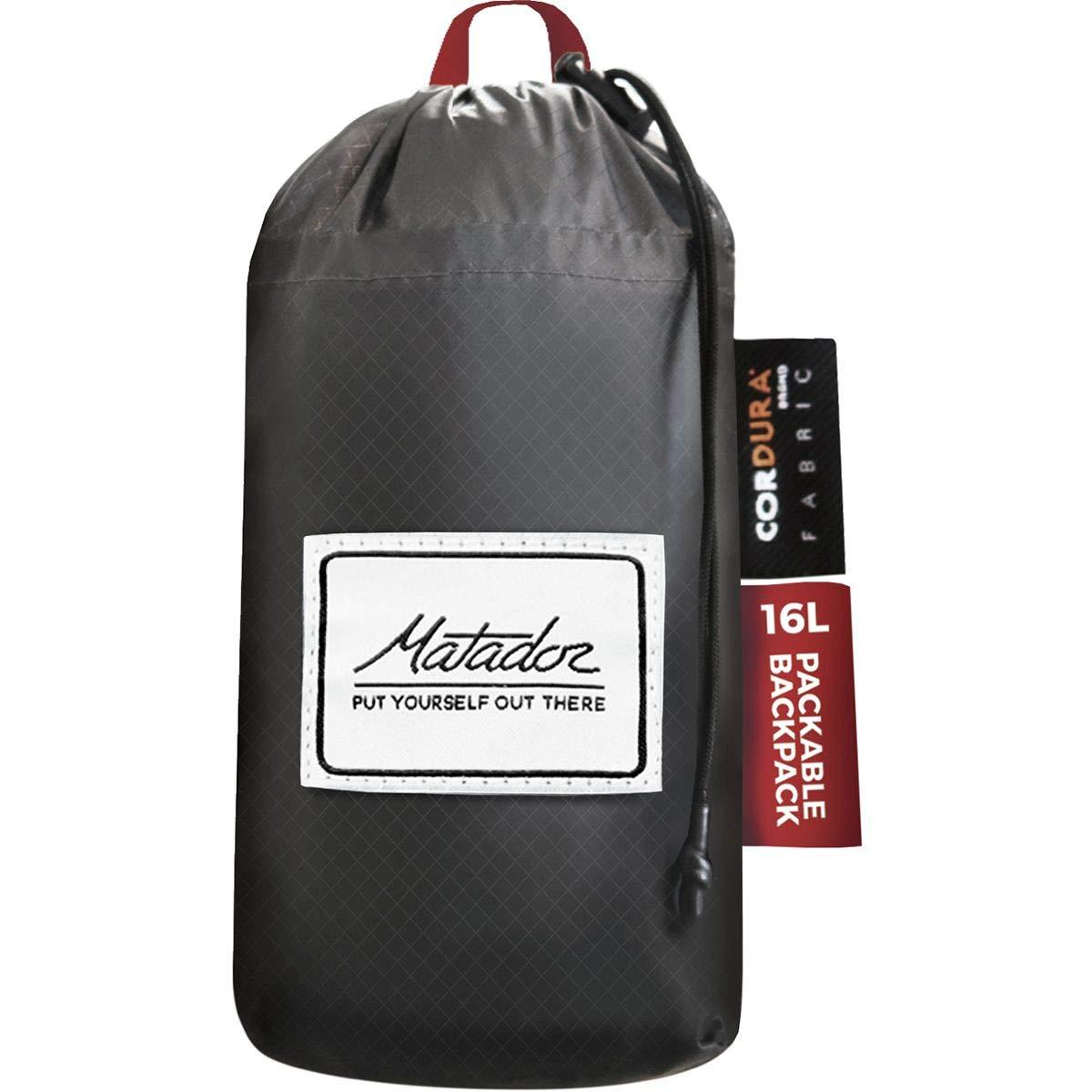 Matador DL16 Packable Backpack MATDL16001G