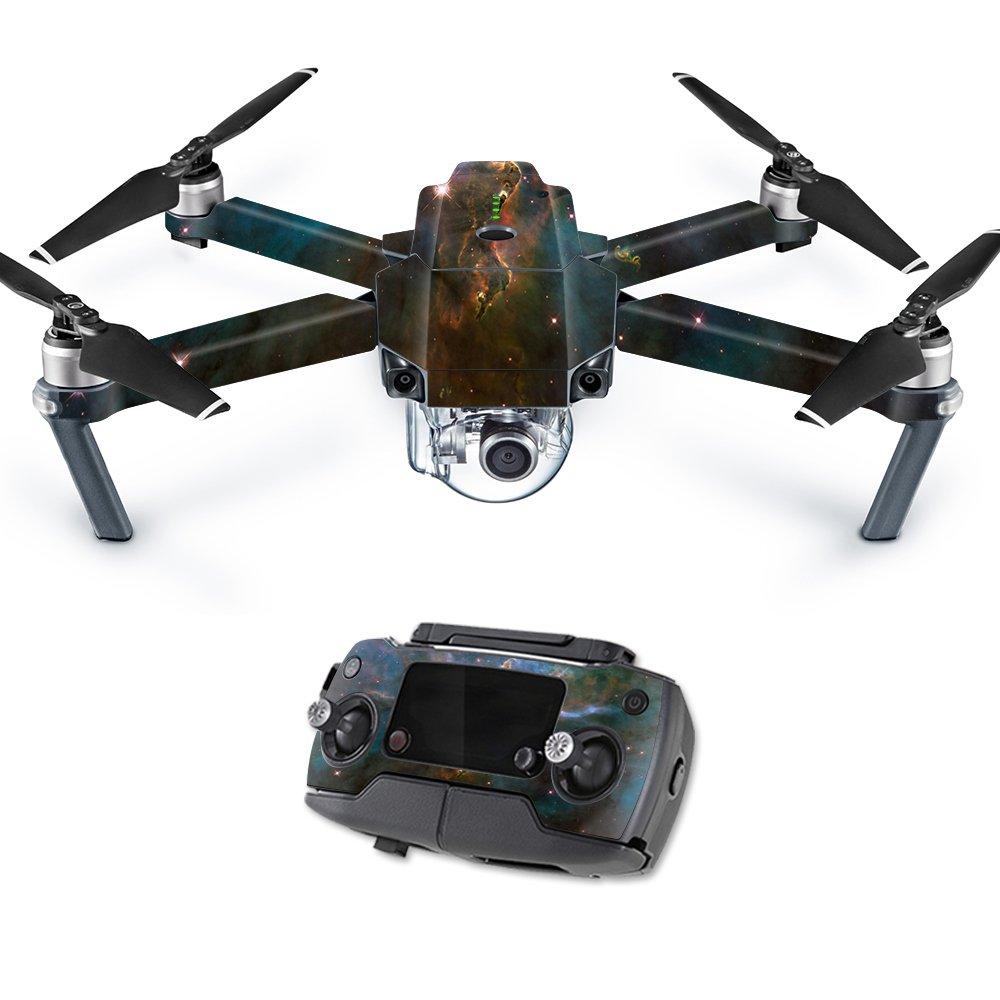 MightySkins スキンデカールラップ DJIステッカー保護カバー 100種類のカラーオプションに対応, DJI Mavic 2 Pro or Zoom, DJMAVPR18-Diamond Galaxy B06WW8JCX5 DJI Mavic Pro Quadcopter Drone|Eagle Nebula Eagle Nebula DJI Mavic Pro Quadcopter Drone
